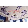 Матовые натяжные потолки с установкой