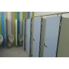 Система сантехнических перегородок Steelka, пластик HPL, нержавеющая фурнитура