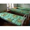 Со сварной сеткой металлические кровати купить