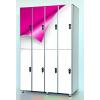 Ячейки хранения шкафчики локеры HPL для раздевалок отелей и бассейнов